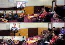 Implementasi PSBB, Gubernur Rohidin ikuti Video Conference Bersama Para Menteri