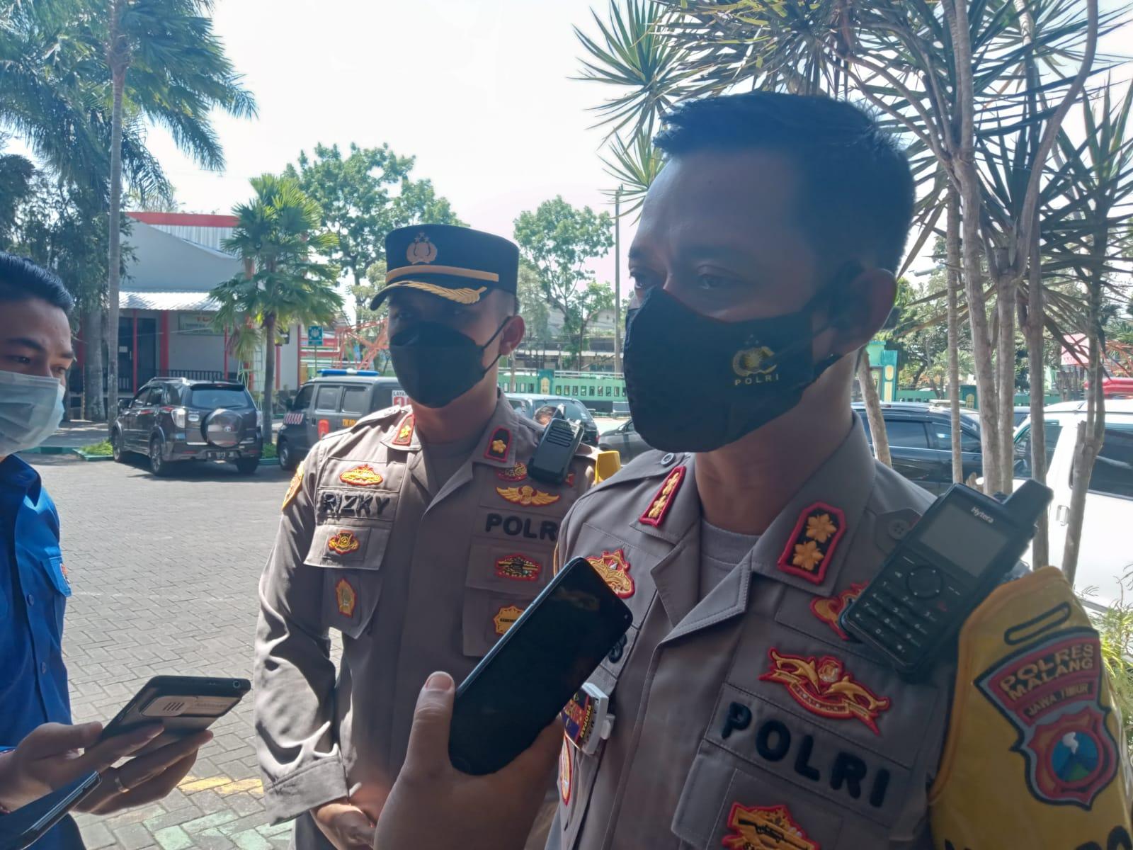 AKBP Raden Bagoes W H Kapolres Malang